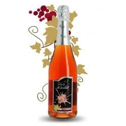 Coup d'éclat rosé Fruitt'y Vin 75 cl
