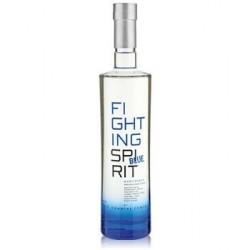 Rhum Blanc FIGHTING SPIRIT BLUE 50° 70 cl Chantal Comte