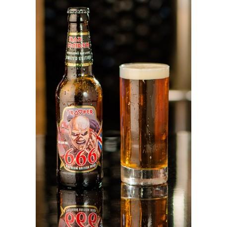 Biere iron maiden 666