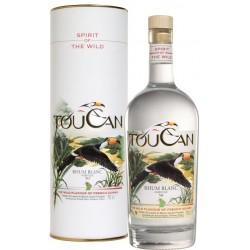 TOUCAN RHUM Blanc Agricole de Guyane 70 cl