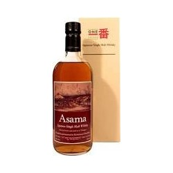 KARUIZAWA SPIRIT OF ASAMA Single Malt Japonais  46% 70 cl
