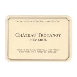 CHATEAU TROTANOY POMEROL 2008 VIN ROUGE BORDEAUX 75 CL