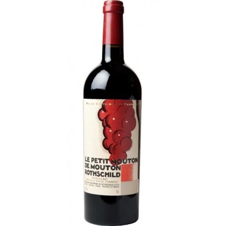 Le Petit Mouton second  vin du Château Mouton Rothschild 2018 75 cl