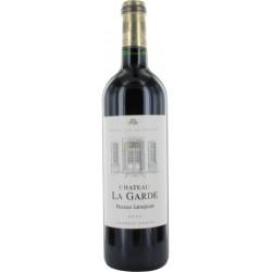 Château La Garde 2006 rouge Pessac Léognan Grand Vin de Graves Dourthe 75 cl
