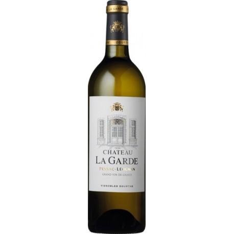Château La Garde 2007 blanc Pessac Léognan Grand Vin de Graves Dourthe 75 cl