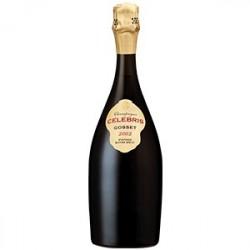 Cuvée CELEBRIS 2002 Champagne Gosset Extra Brut 75 cl
