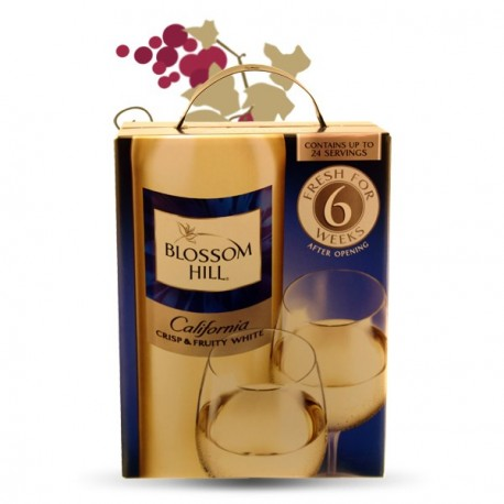 Blossom Hill Blanc 3 Litres
