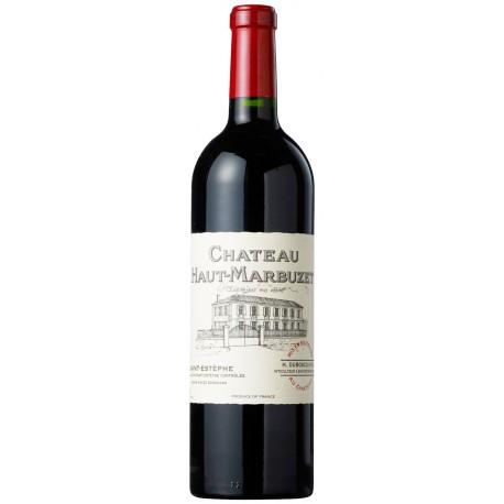 Château Haut Marbuzet 2017 Saint Estèphe Vin Rouge de Bordeaux Magnum 1.5 l