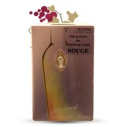 Vignié Lourac Rouge 5 Litres