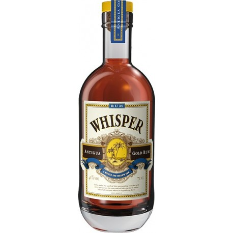 WHISPER Gold Rum Antigua