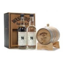 Coffret Whisky KIT Copper Fox Distillerie 2 x 70cl Wasmund's Rye Whiskey + mini fût