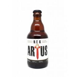 COFFRET REX ARTUS 4X33CL + 1 VERRE