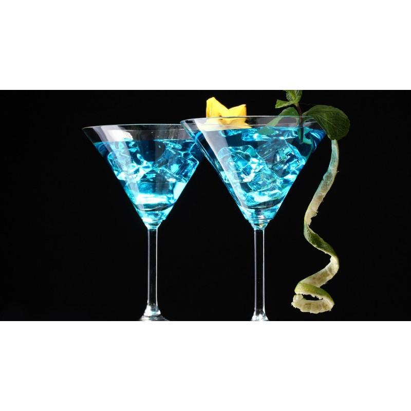 Carafe cocktail blue lagoon quai sud 140gr for Cocktail quai sud