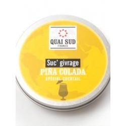 Suc Givrage Pina Colada Special Cocktail Quai Sud 100gr