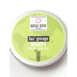 Suc Givrage Special cocktail Mojito Quai Sud 100gr