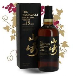 Whisky Japonais Yamazaki 18 ans 70 cl