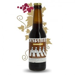 Katsbier quadruple 33cl