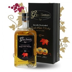 Glen Breton 10 ANS RareSingle Malt Canada 70 cl