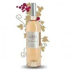 GRIS DELICE ROSE 2015