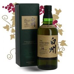 Hakushu 18 ans Whisky Japonais