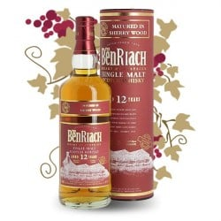 Benriach 12 ANS Speyside Sherry Wood