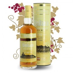 Benriach 16 ans finition fut de Sauternes