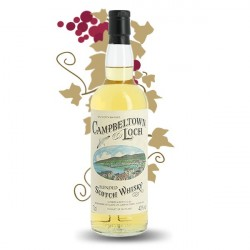 Whisky Campbeltown Loch Blend 70 cl