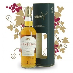 Glenburgie 10 ans Speyside single Malt Scotch Whisky