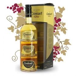 CLONTARF TRINITY Irish Whisky  (3*20cl)