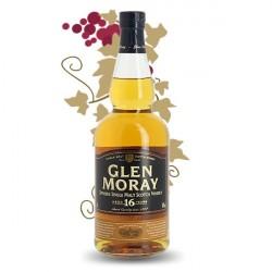 GLEN MORAY  16 ans Speyside Whisky 70 cl