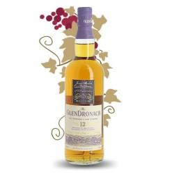 Glendronach 12 fintion fut de Sauternes Higlands Whisky