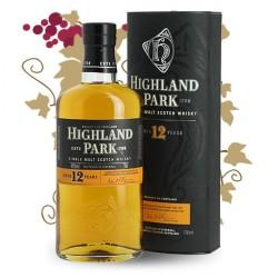 HIGHLAND PARK 12 ans Orkney Whisky 70 cl