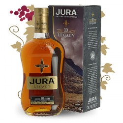 Jura Legacy 10 ans Isle of Jura Whisky 70 cl