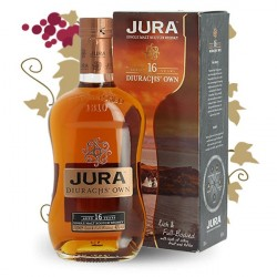 ISLE OF JURA Duirachs' Own 16 ans  Jura Whisky 70 cl