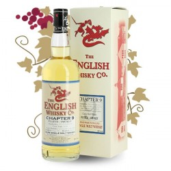 The English Whisky Co Chapter 9 (rare single Malt Whisky)