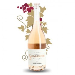 La Sauvageonne  Rosé VOLCANIC by Gérard Bertrand 2015