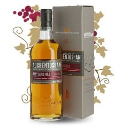 Auchentoshan 12 ans Lowlands Whisky 70 cl