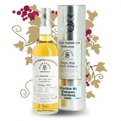 BOWMORE Very Cloudy 2002 Signatory Vintage