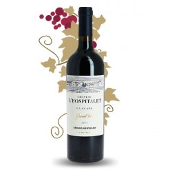 HOSPITALET Rouge Grand Vin La Clape Coteaux du Languedoc 2013