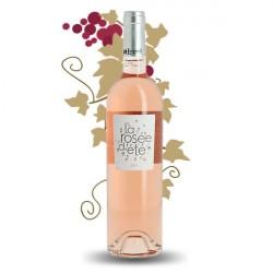 LA ROSEE D'ETE Lorgeril Vin Rosé IGP Pays d'Oc 2015