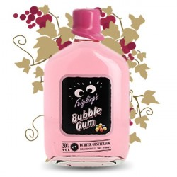 KLEINER FEIGLING BUBBLE GUM 50CL