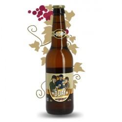 Bière blonde artisanale D-day 33 cl