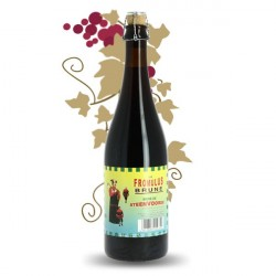 La Fromulus Brune 75cl Bière de Steenvoorde