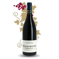 BEAUNE BASTION Bourgogne Rouge Domaine Chanson 2011 1er Cru