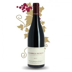 CHAMBOLLE MUSIGNY 2011 Christian CLERGET Bourgogne Rouge