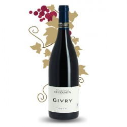 GIVRY 2014 CHANSON Bourgogne Rouge