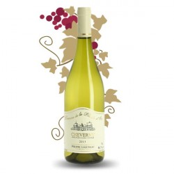 Cheverny Blanc Philippe  Loquineau 2013 Marquis Plant d'Or