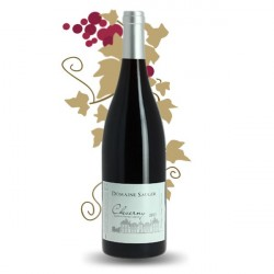 Cheverny Rouge Domaine Sauger 2013