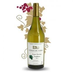 Vin blanc du JURA Domaine La Croix de Marche Cuvée Tradition 2011