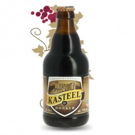 Kasteel Donker Bière Belge Brune 33cl